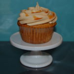 Salted Caramel:caramel cake with salted caramel frosting filled and topped with caramel